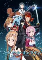 Sword Art Online Cover