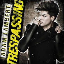 adam lambert trespassing cover