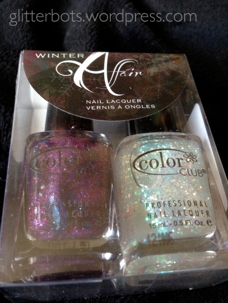 Color Club Winter Affair Two Pack