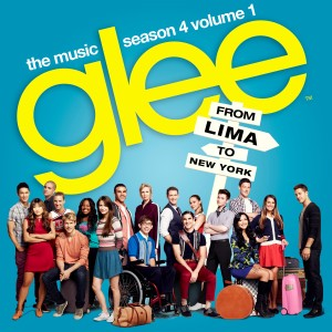 glee season 4 volume 1 cover