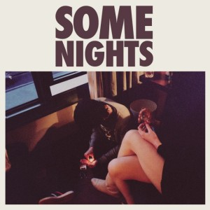 fun. some nights album cover