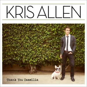 kris allen thank you camellia cover