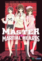 Master of Martial Hearts Cover