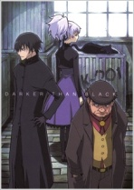 Darker Than Black Cover