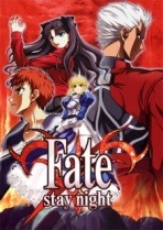 Fate Stay Night Cover