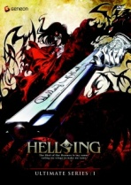 Hellsing Ultimate Cover