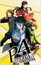 Persona 4 Cover