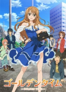 Golden Time Cover