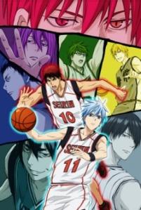 Kuroko no Basket Season 2 Cover
