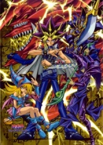 Yu-Gi-Oh Duel Monsters Cover