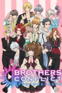 Brothers Conflict cover