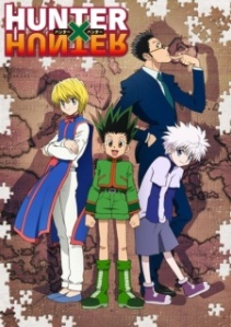 Hunter x Hunter 2011 cover
