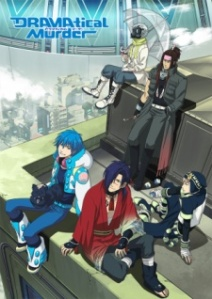 Dramatical Murder cover