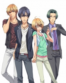 Love Stage cover
