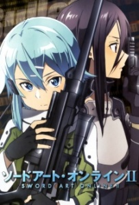 Sword Art Online 2 Cover